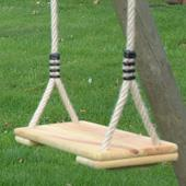Langley Wooden Swing Seat from our children's Garden Swing attachments range