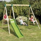 TP Forest Double Multiplay from our children's Garden Swings range