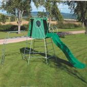 TP Explorer 2 Climbing Frame Set from our children's Climbing Frames range